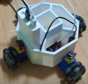 リモコンを取ってきてくれるロボットを作ってみた